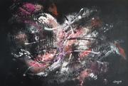 tableau abstrait : Artibline