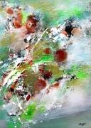 tableau abstrait : Whigheen