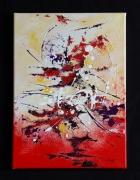 tableau abstrait : untitled