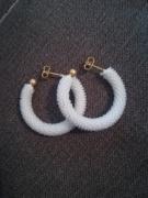 autres autres spirale au crochet art passion perles japonaises : créole