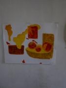 tableau fruits : FRUIT D'ETE