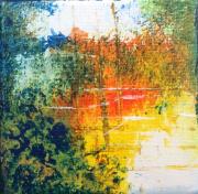 tableau paysages : Etang