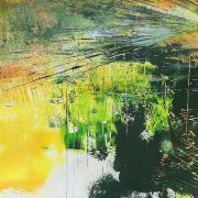 tableau paysages : Herbes