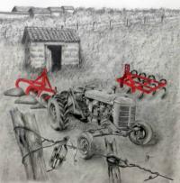 Tracteur MC CORMIC FARMALL