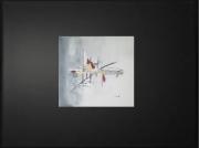 tableau abstrait : Composition n°2