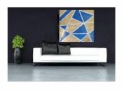 tableau abstrait art abstrait œuvre unique : Composition n°20