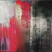tableau abstrait art abstrait œuvre unique : Composition n°23