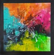 tableau abstrait : Composition n°1