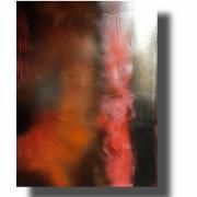 tableau abstrait art abstrait œuvre unique pas cher : Composition n°30