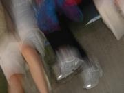 photo personnages flou : Flou