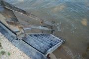 photo escalier mer : Escalier