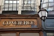 photo architecture concierge : Concierge