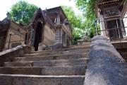 photo escalier cimetiere : Escalier