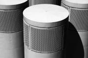 photo architecture tubes : Aération