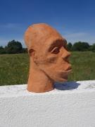 sculpture personnages personnage : Blacky