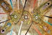 tableau abstrait art peinture art abstrait symbolisme : Mulini a vento