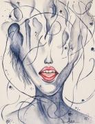 tableau personnages : Visage bouche