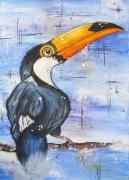 tableau animaux : Toucan