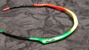 deco design sport peinture lunettes oakley aerographe : Lunettes Oakley peinture décoration aérographe