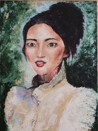 Portrait asiatique