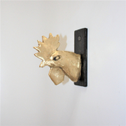 sculpture : Coq