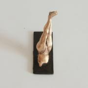 sculpture : Plongeon