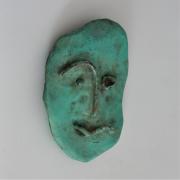 sculpture : Autoportrait