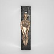 sculpture : La pudique