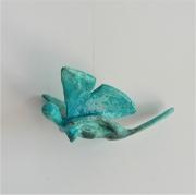 sculpture : Fée bleue