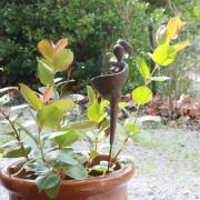 sculpture : Femme hélice