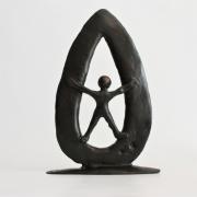 sculpture : Entrée