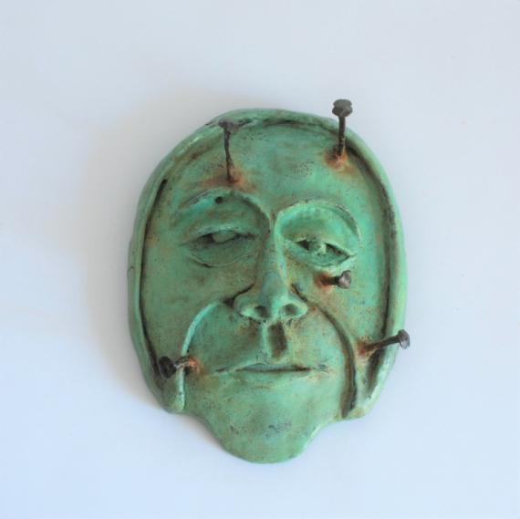 SCULPTURE Bronze  - Clous