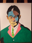 tableau personnages : Franz Kafka