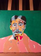 tableau personnages : Marcel Proust