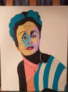 tableau personnages : Édith Piaf