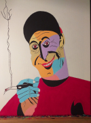 tableau personnages : The Smoker