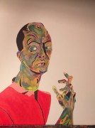 tableau personnages : Mad Man