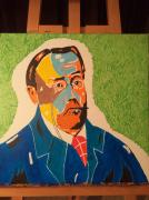 tableau personnages : Émile Zola