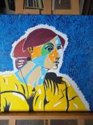 tableau personnages : Virginia Woolf
