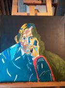 tableau personnages : Oscar Wilde