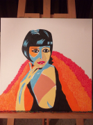 tableau personnages : Louise Brooks