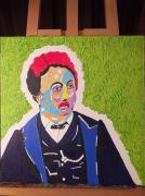 tableau personnages : Alexandre Dumas