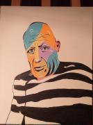tableau personnages : Pablo Picasso