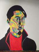 painting personnages : The Revolutionary