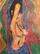 tableau nus : Salomé ou la danse des 7 voiles