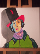 tableau personnages : George Sand
