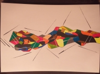 The Cubist Girl II