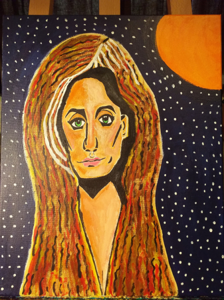 AUTRES Personnages  - Rasta Girl