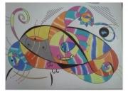 dessin animaux papillon : La chrysalide