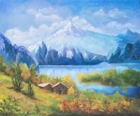 Montagne et Ciel